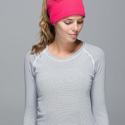 """""""Keep your head covered. We lose a lot of heat through our heads and ears, so wear a running hat to stay warm.<em>—Marnie Kunz</em> (Run With Me Toque, <a href=""""http://shop.lululemon.com/products/clothes-accessories/women-headbands-and-hats/Run-With-Me-To"""