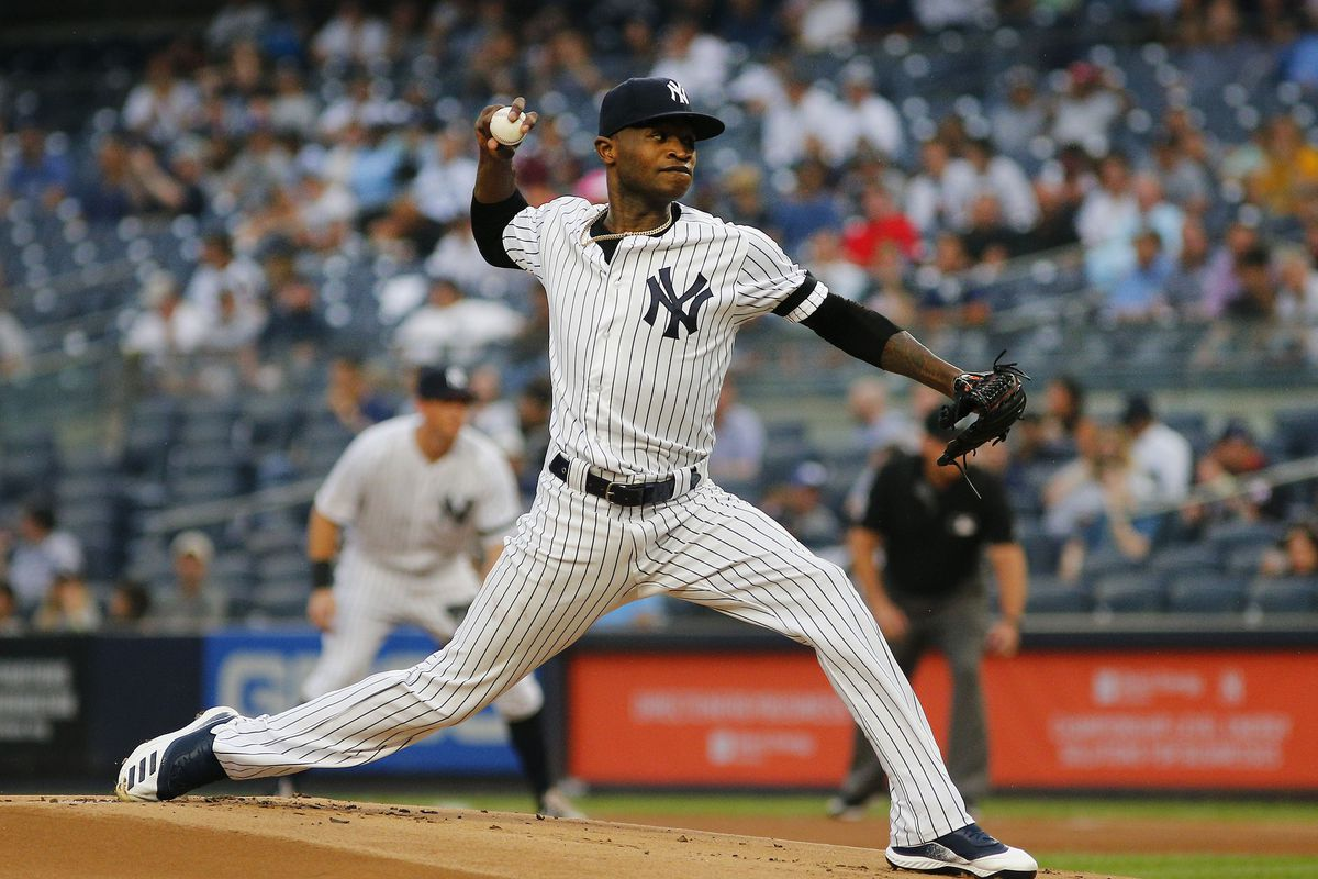 The Yankees are right to not limit Domingo German's innings