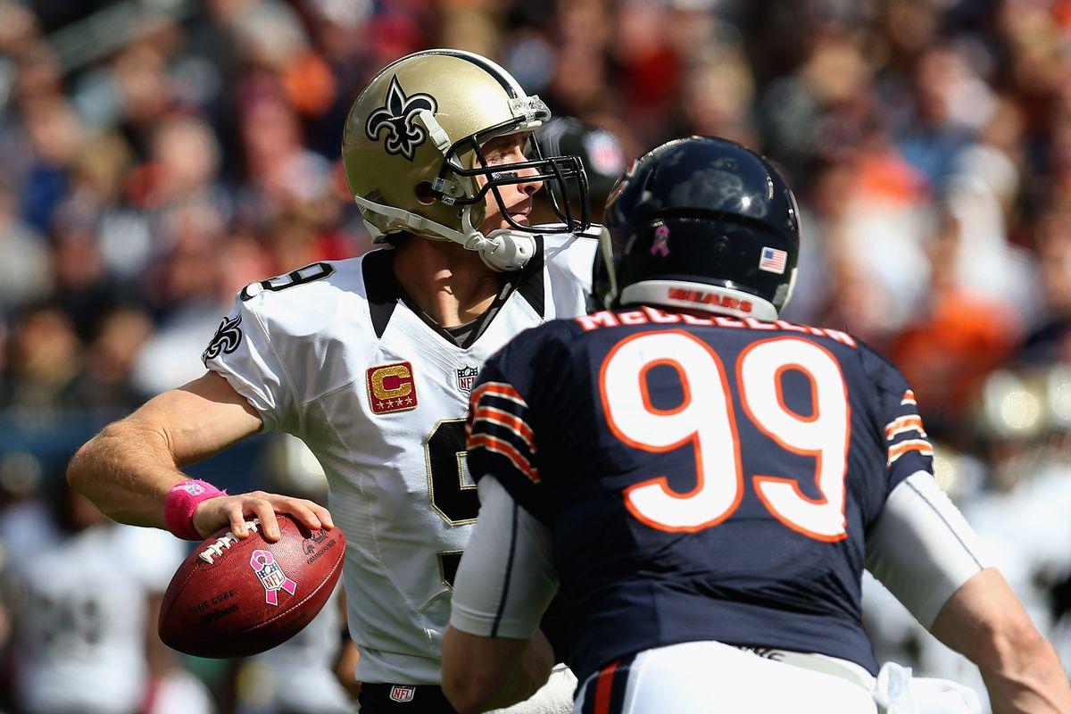 Bears Vs Saints Week 8 Live Game Thread Canal Street Chronicles