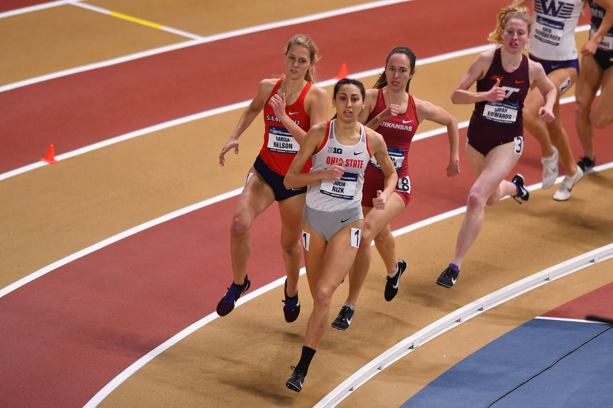 2019 NCAA Division I Men's and Women's Indoor Track and Field Championship