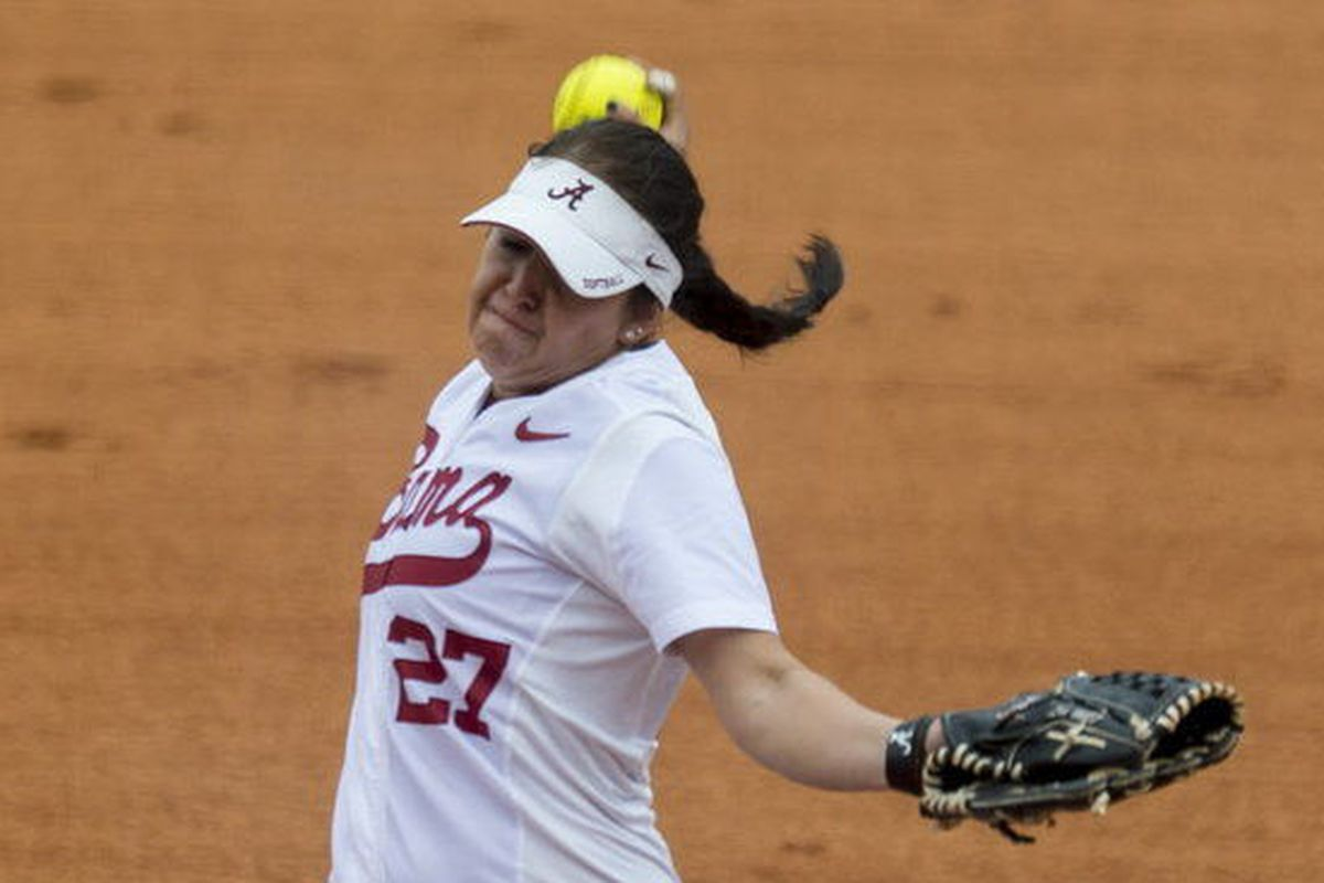 Alexis Osorio carried the Crimson Tide all weekend long as Alabama won a hard fought SEC road series versus Kentucky.