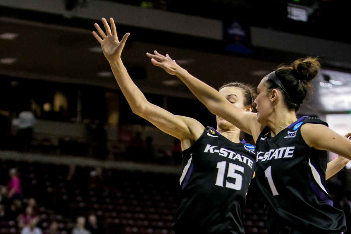 K-State did a solid job of defending the trees of George Washington.
