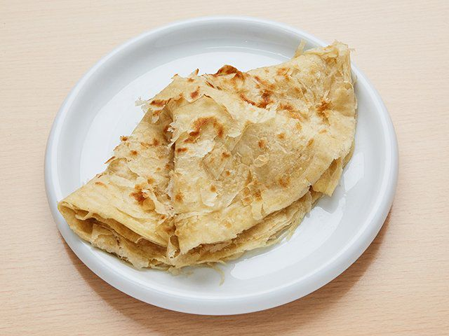 Best Indo-Caribbean roti in London: Chaconia restaurant in Deptford