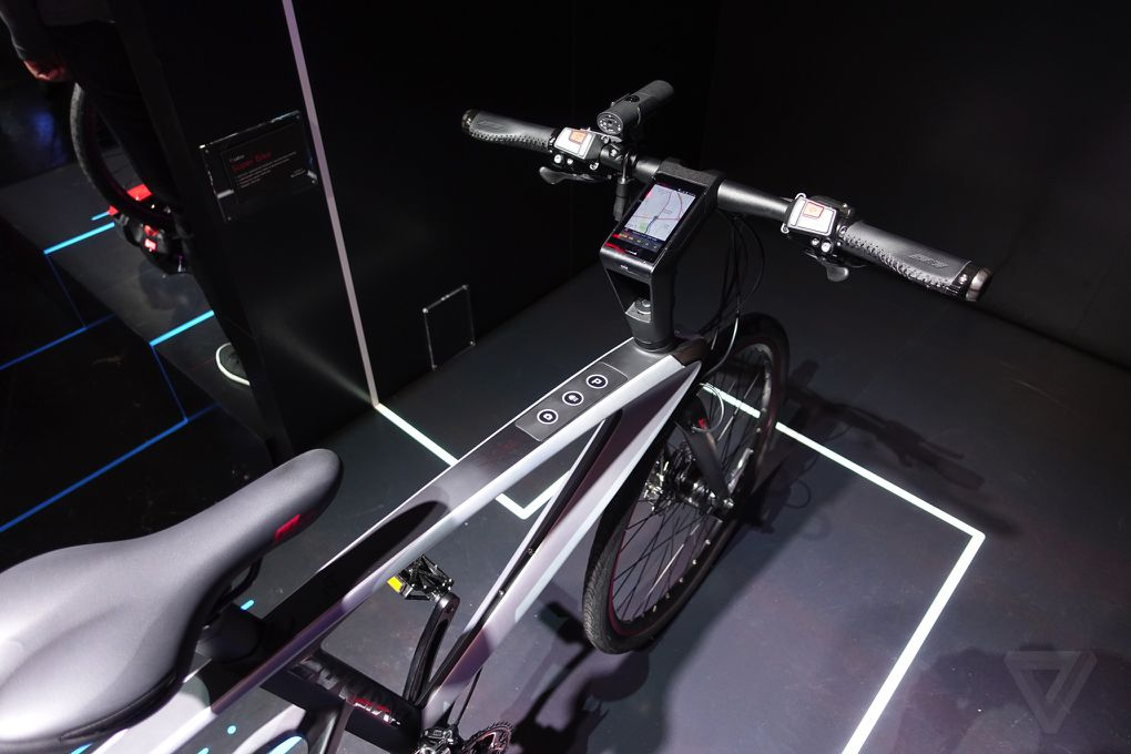 Leeco S Super Bike Has Enough Gadgets To Save Your Life Or Kill
