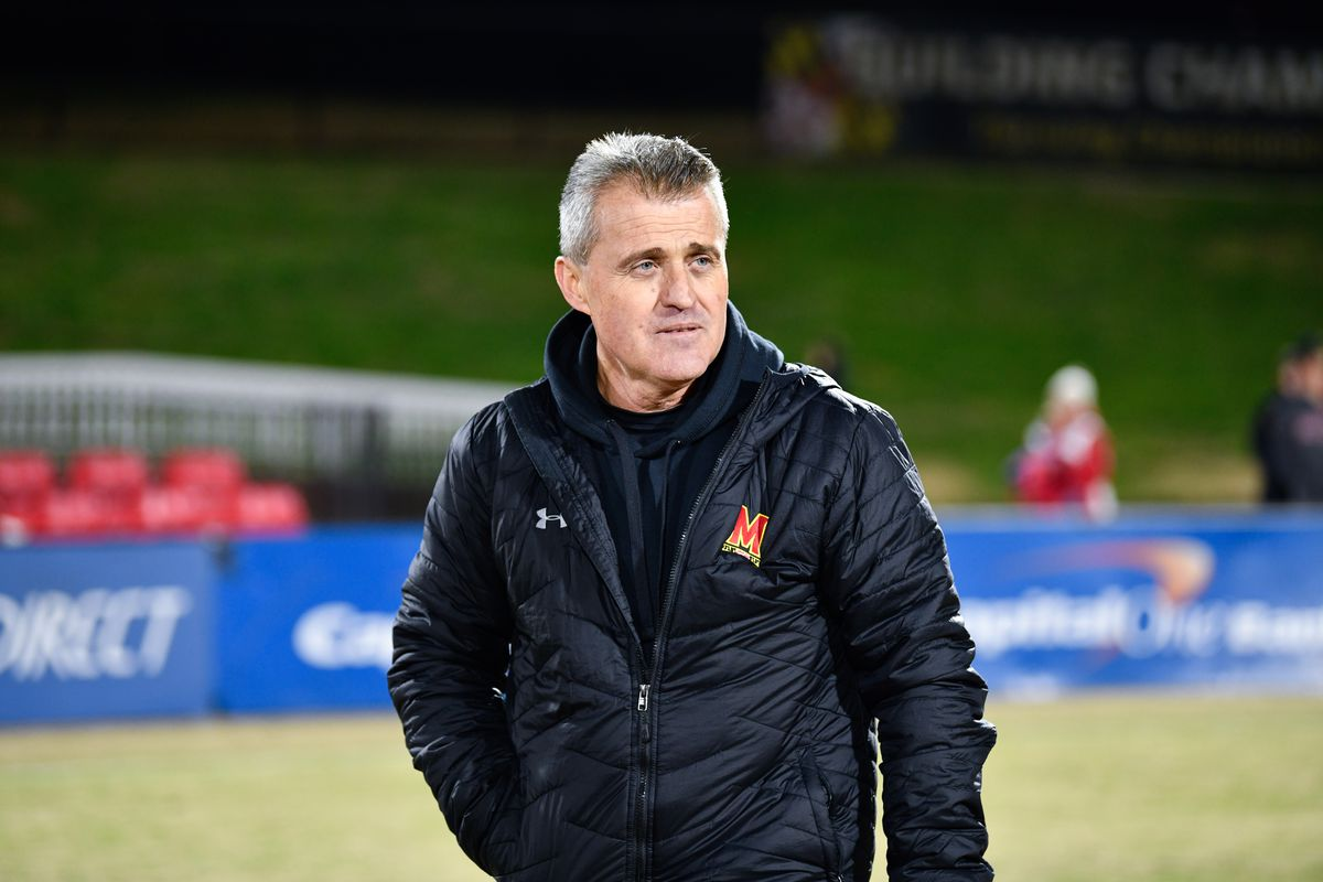 Sasho Cirovski, Maryland men's soccer, 2019 NCAA Tournament