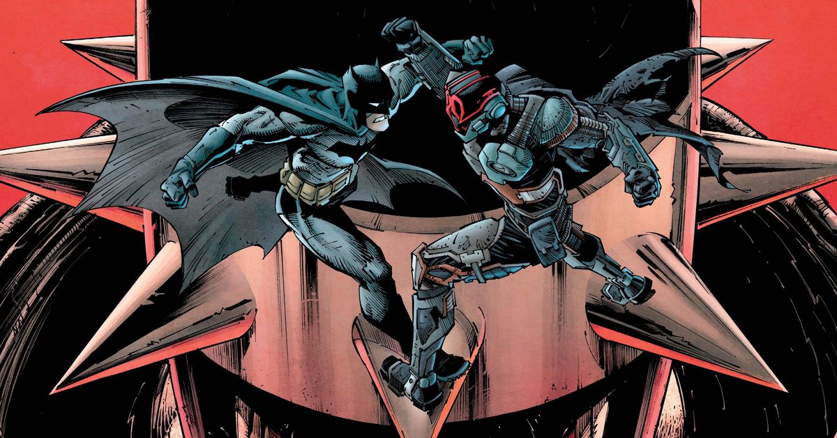 Batman is getting another Fortnite comic crossover with one of the game's most mysterious characters