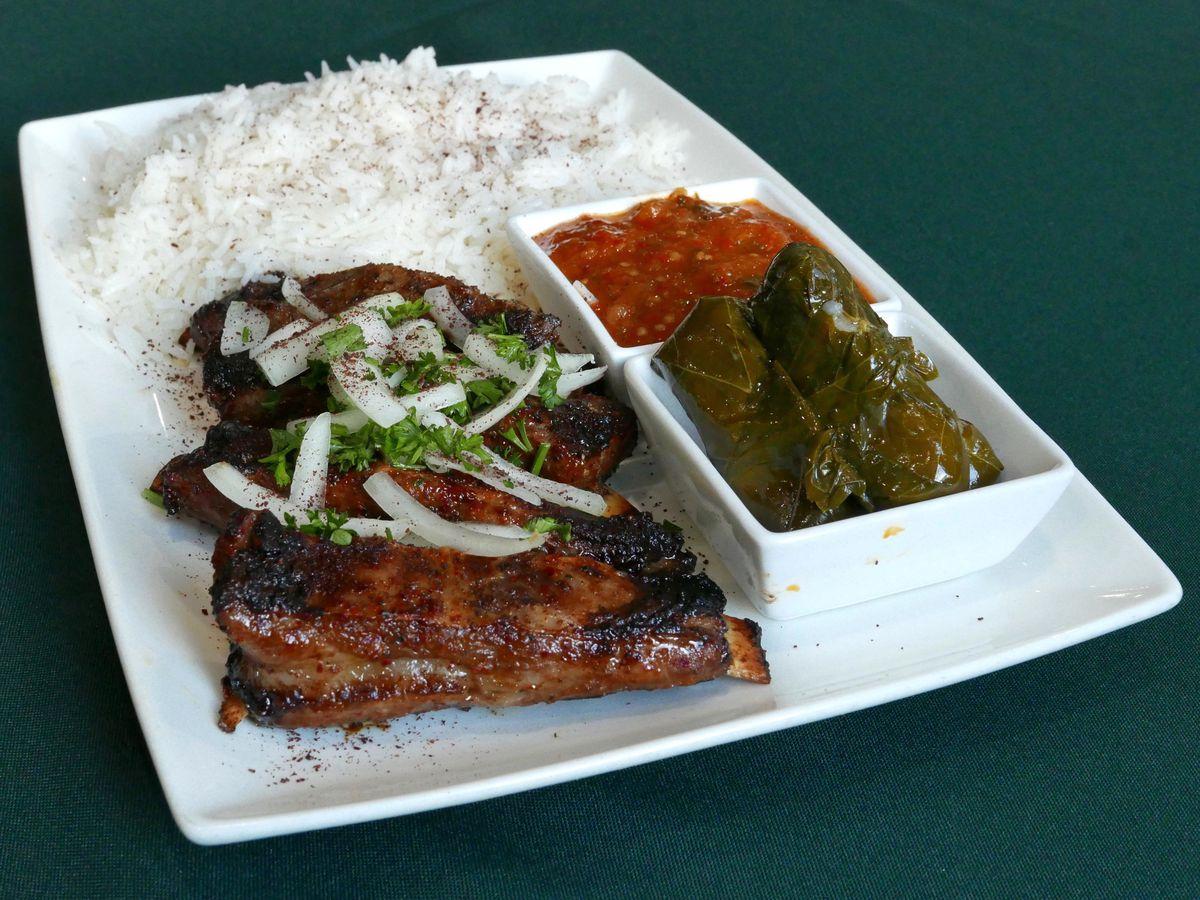 Armenian Food Los Angeles