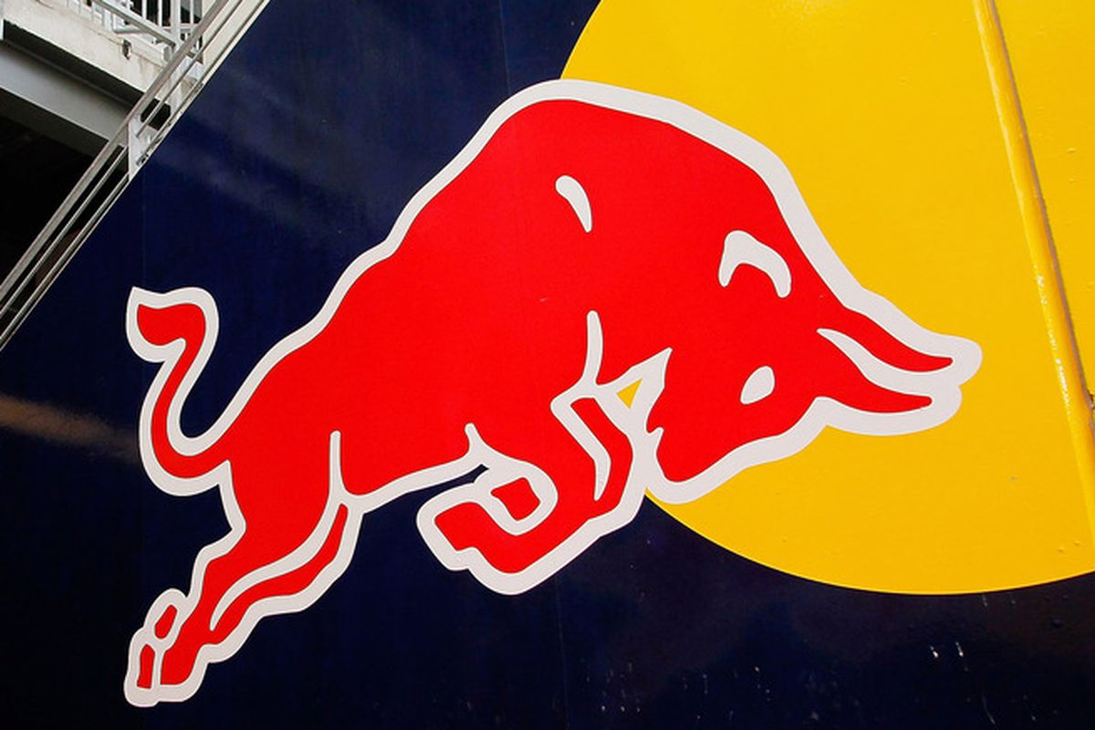 The Red Bulls that emblazon everything Red Bull own could be winging their way to Goodison Park
