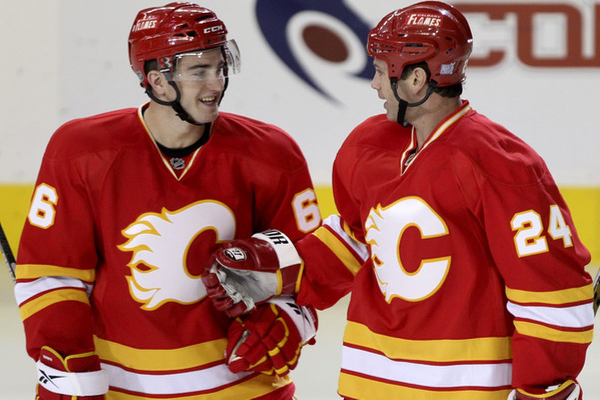 TJ Brodie, will he be on the Flames regular roster this season?