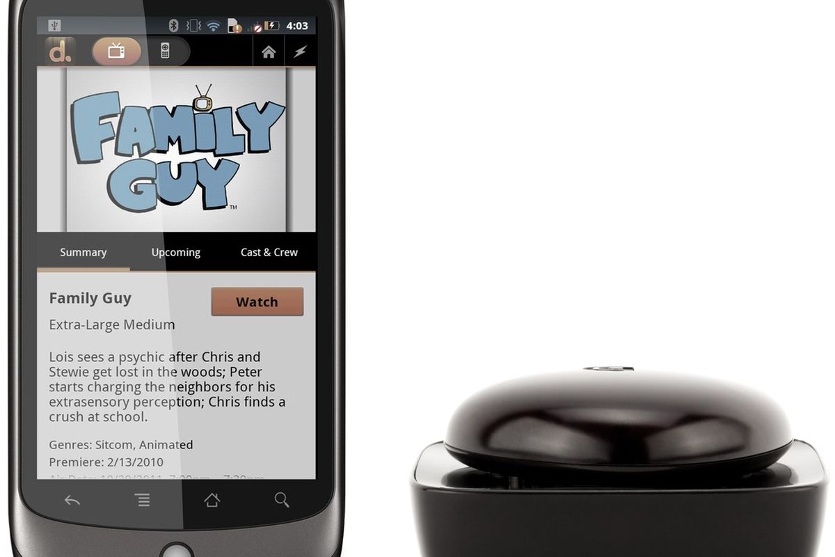 Griffin Beacon Android Nexus One. The Griffin Beacon universal remote ...