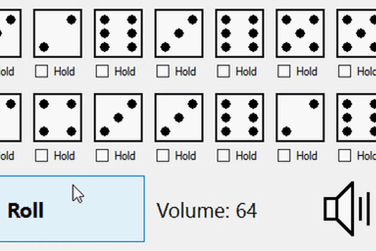 Redditors Are Competing To Design The Most Asinine Volume Sliders