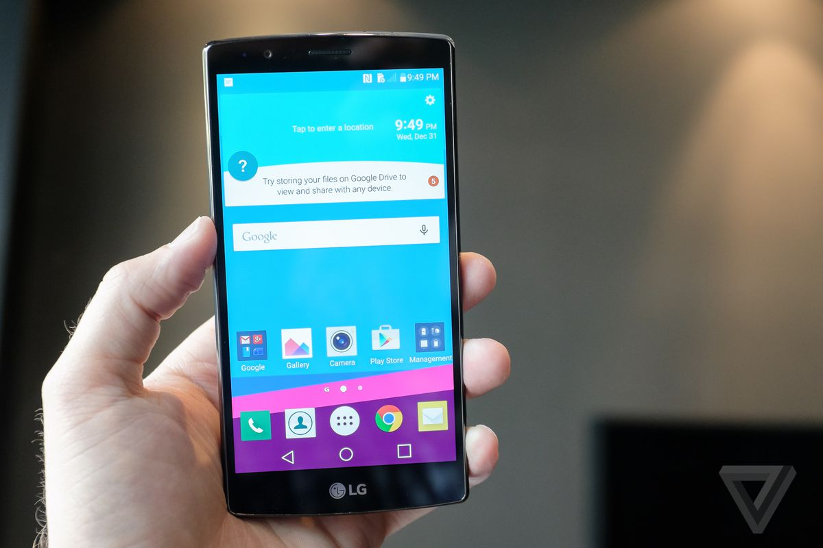 LG's new G4 is a powerhouse phone wrapped in leather - The Verge