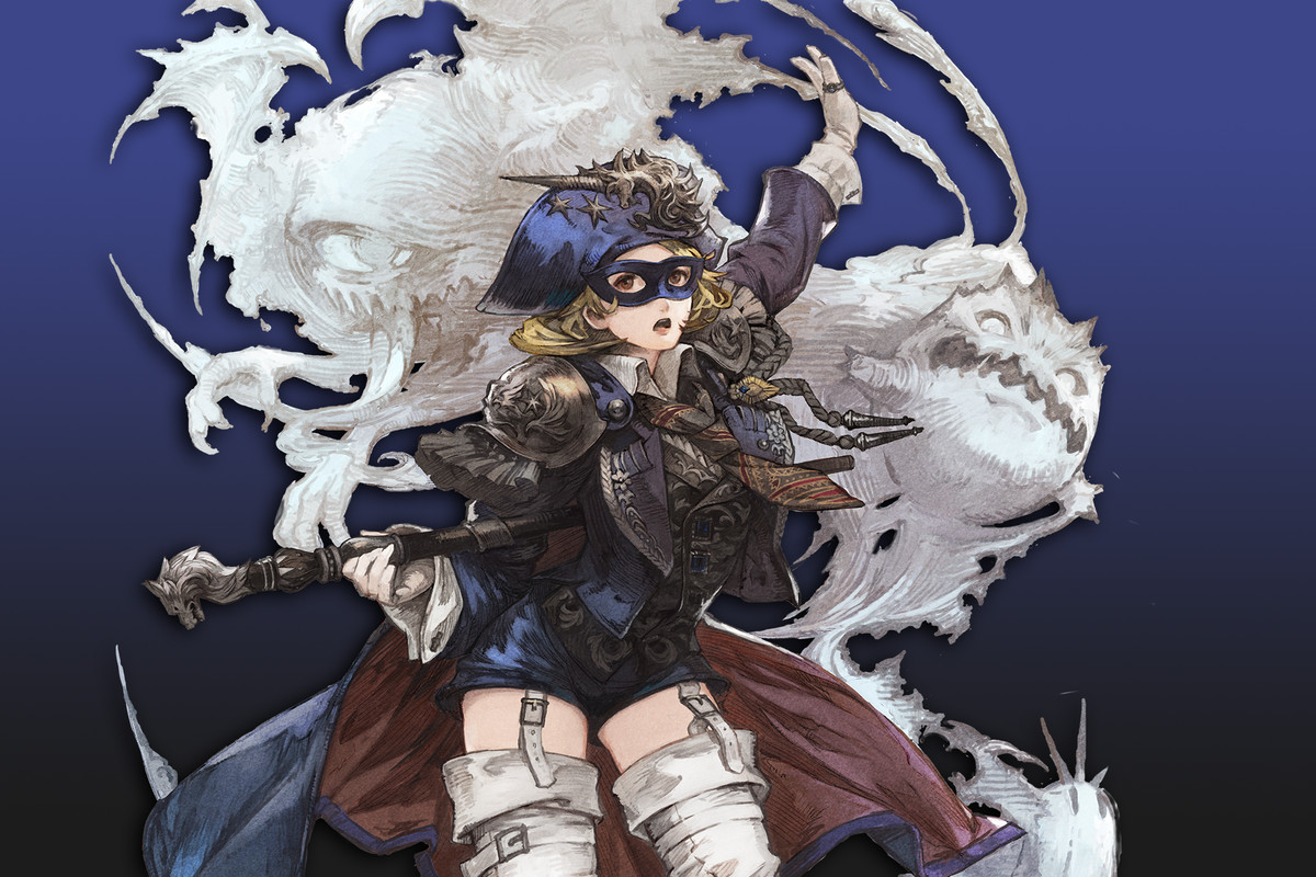Final Fantasy 14 S New Job Blue Mage Is Out Now Polygon