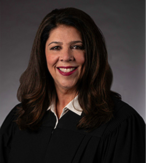 Cook County Judge Anna Helen Demacopoulos.