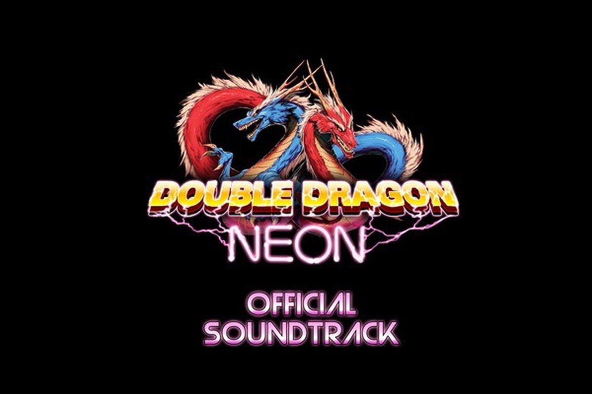 double dragon neon soundtrack