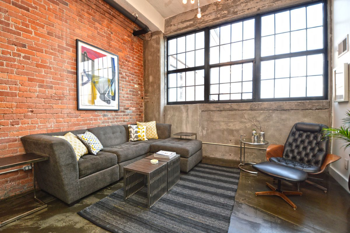 Updated Rivertown Loft Near Belle Isle Asks 249k Curbed