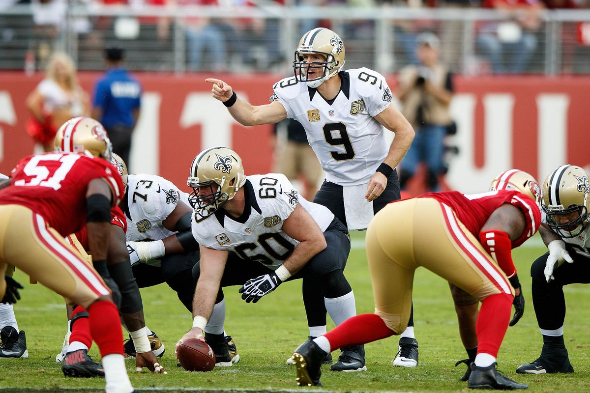Saints Vs 49ers Game Time Tv Radio Online Streaming