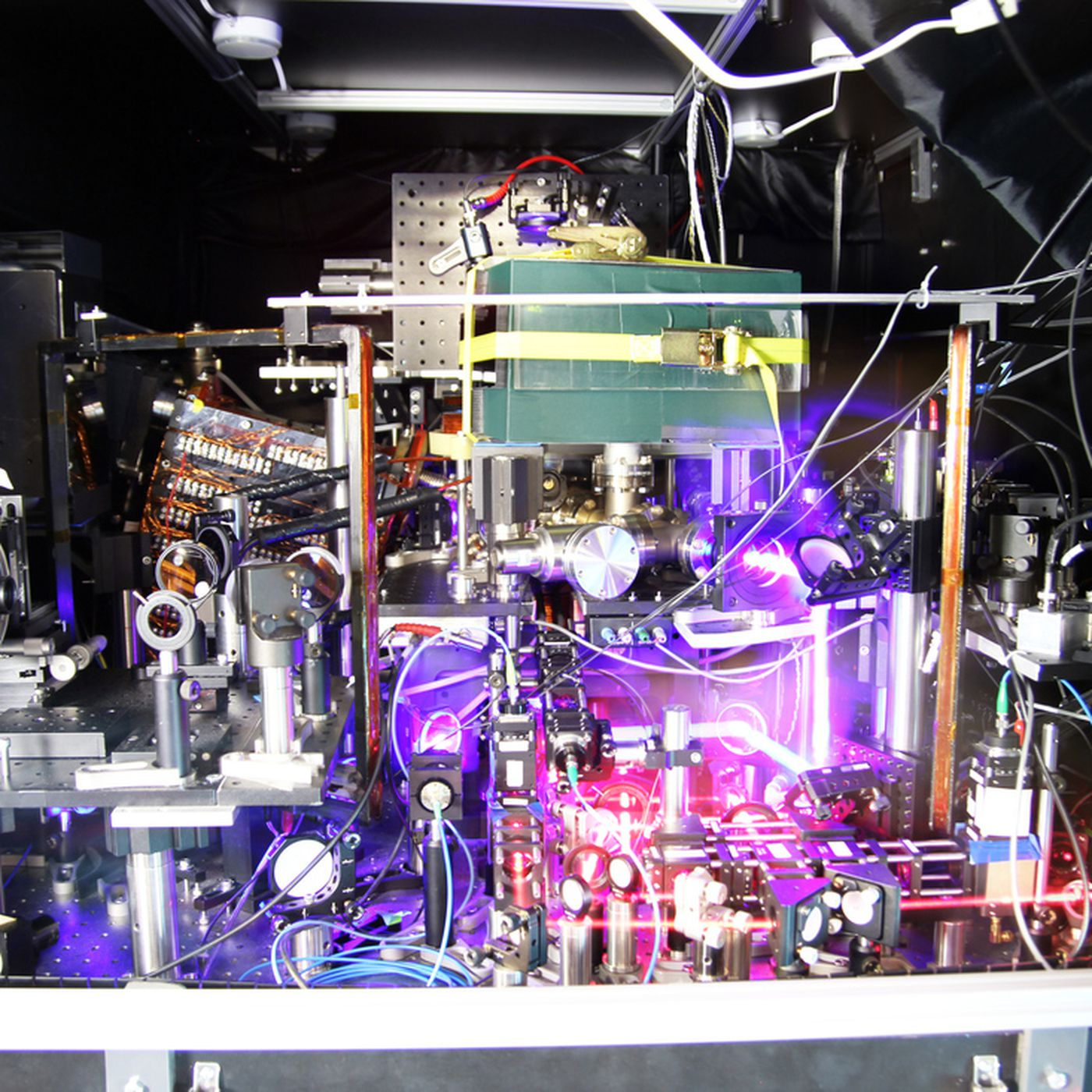 New atomic clock could keep accurate time until the world ends - The Verge