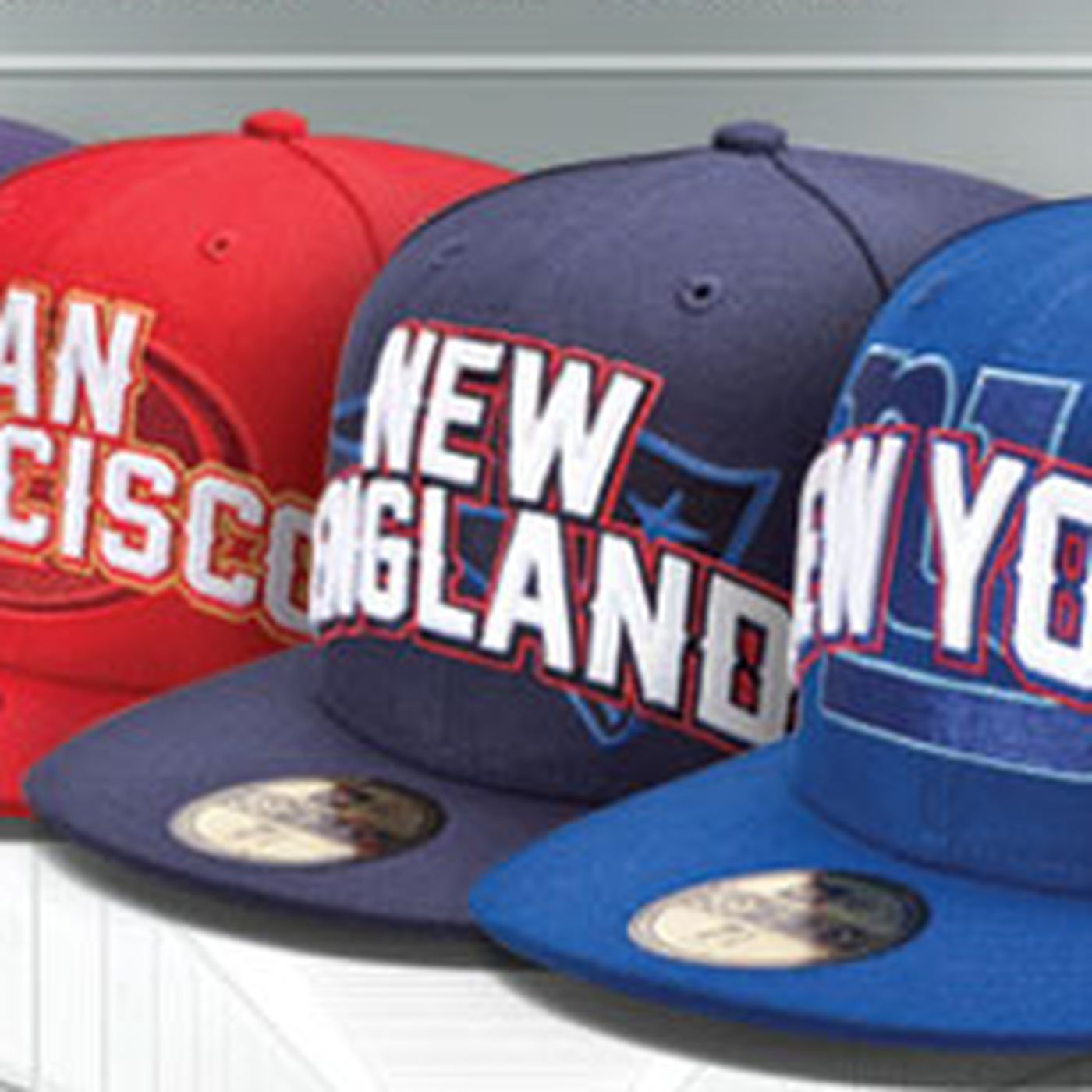 New Era Unveils 2012 NFL Draft Hats - SBNation.com 45e85ddec