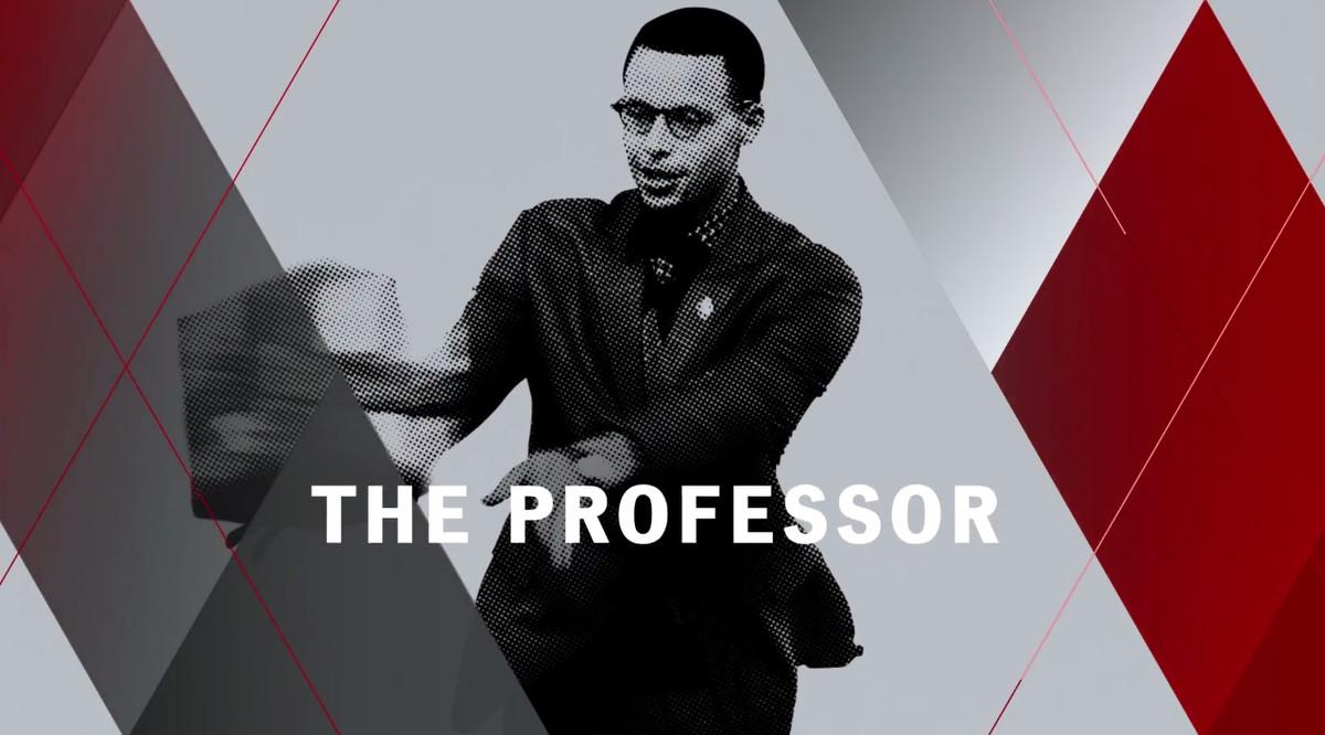 professor curry