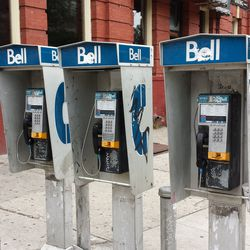 When's the last time you saw these on the street in a city in the USA?