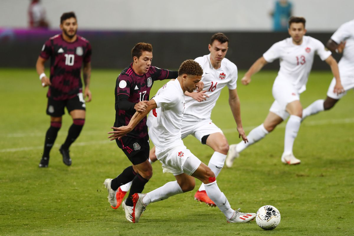 Mexico v Canada - 2020 Concacaf Men's Olympic Qualifying Semifinals