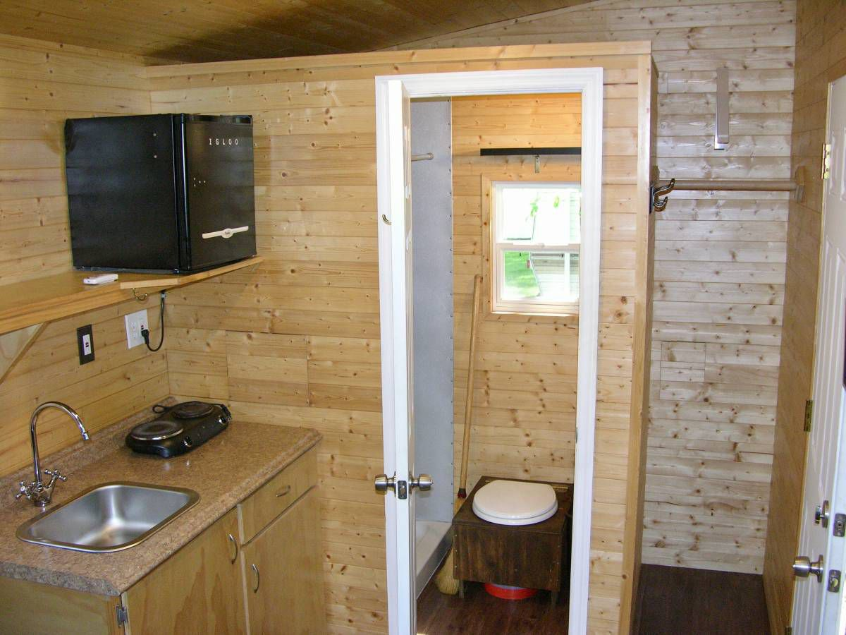 120 Square Foot Tiny House In Potomac Lists For 15k Curbed Dc