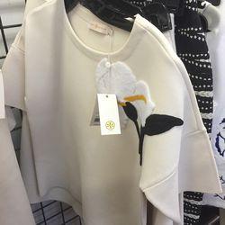 Henrietta sweater, $115 (was $395)