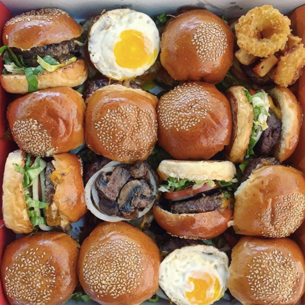 Burgerim party pack