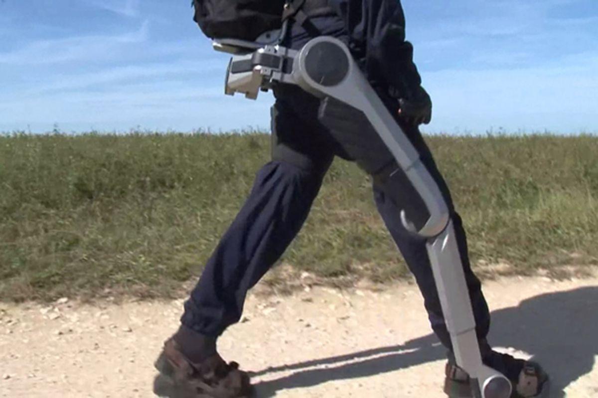 Hercule Exoskeleton 640