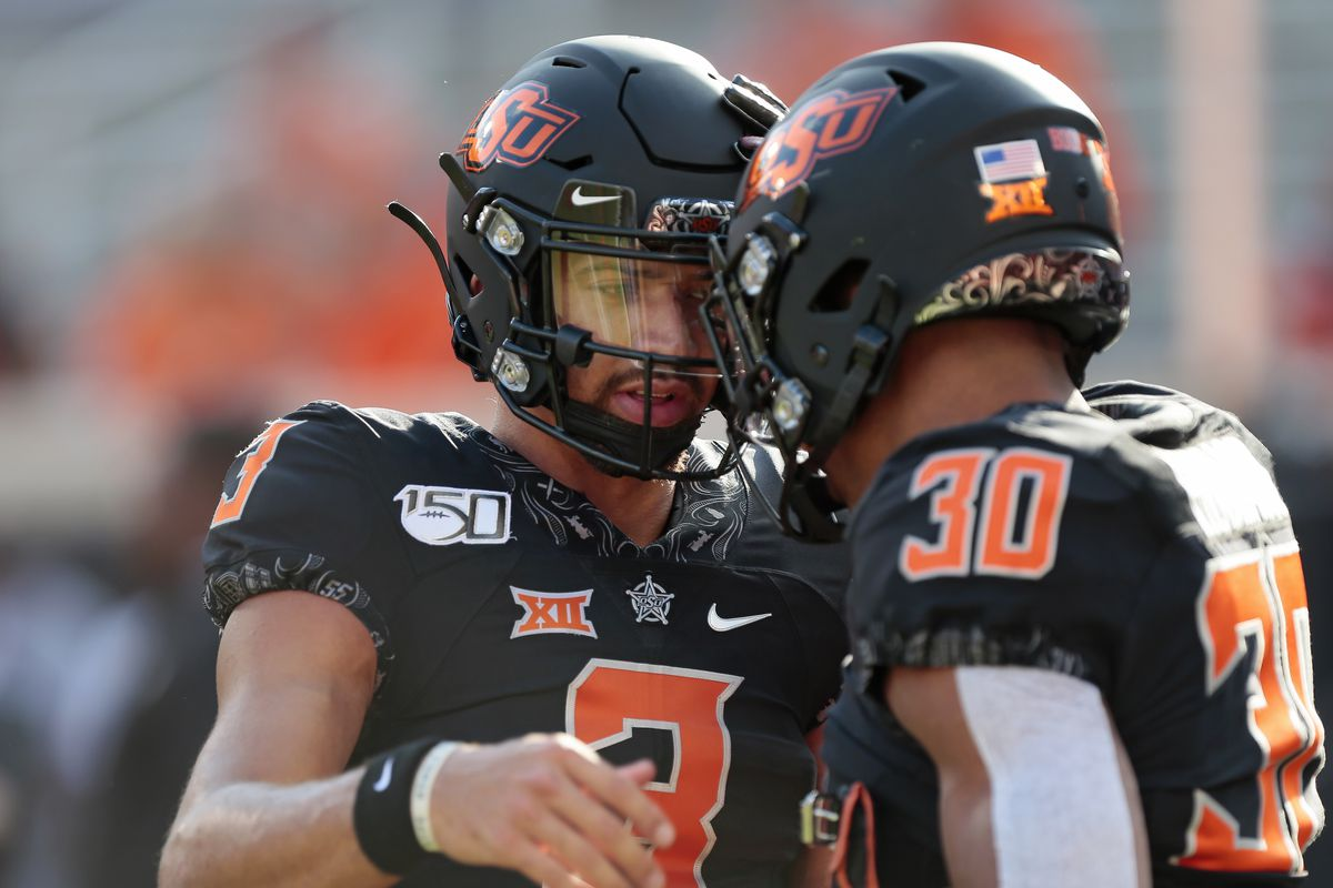 Oklahoma State football 2020 schedule release: Dates ...