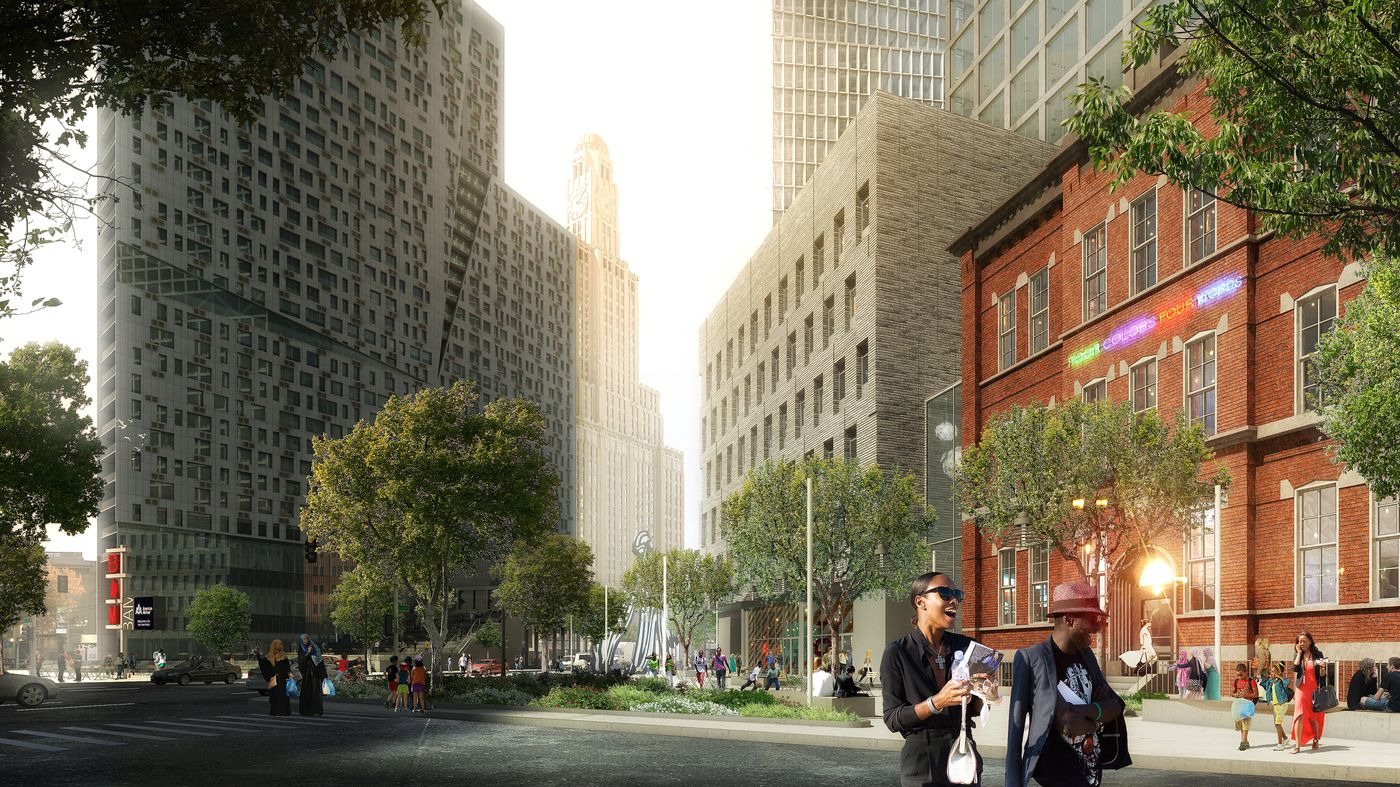 Downtown Brooklyn S 80 Flatbush Is Ready To Make Room Curbed Ny