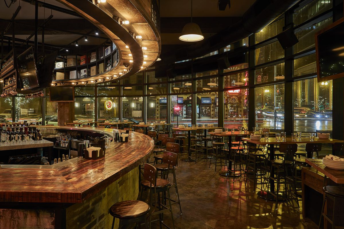 Image result for parlor pizza bar river north\\