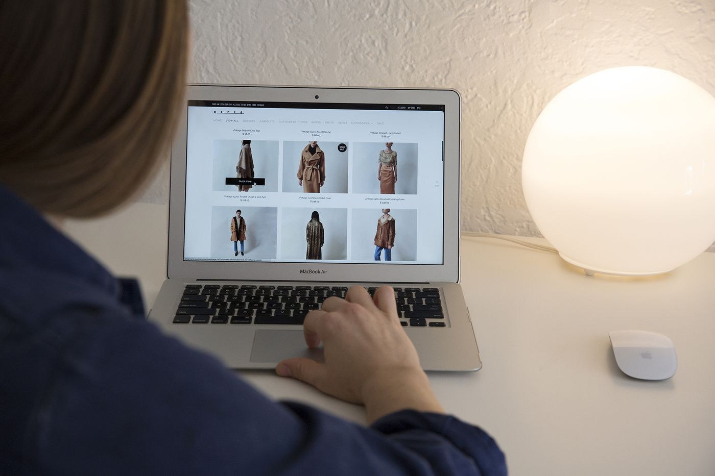 A Beginner's Guide to Starting an Online Vintage Shop - Racked