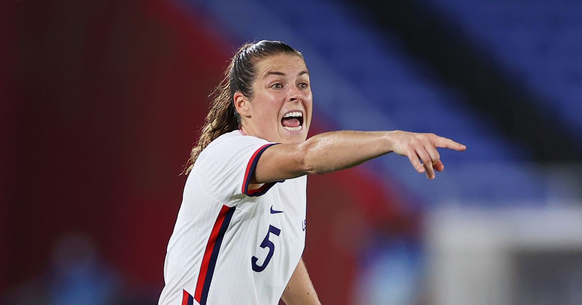 Washington Spirit at the Olympics: USWNT, Sweden through to semifinals - Black And Red United