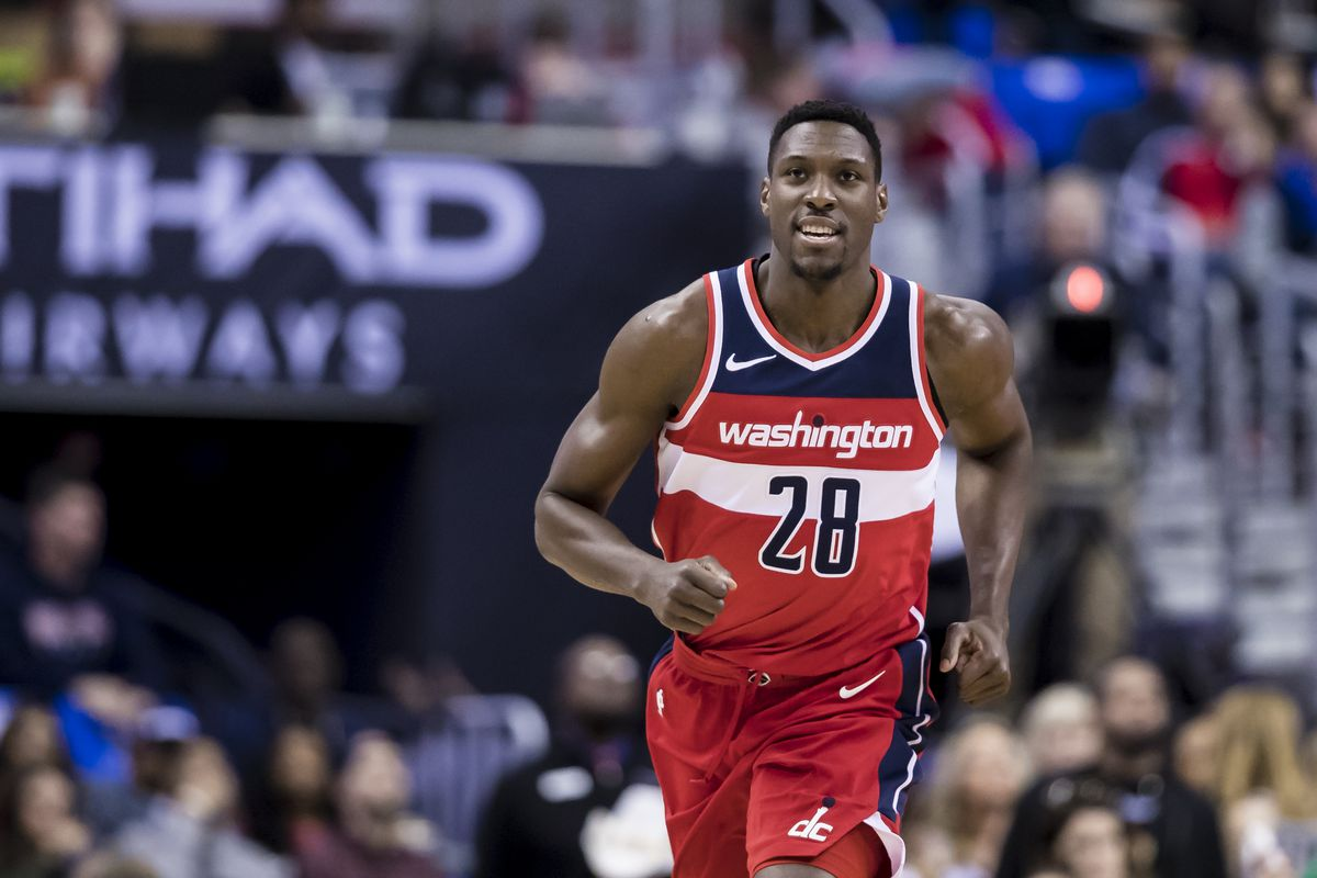 Wizards' Mahinmi to sit out 6 weeks due to strained right Achilles