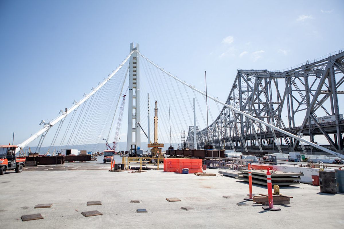 d6a4900360b22 First Look at the Almost Completed East Span of the Bay Bridge ...