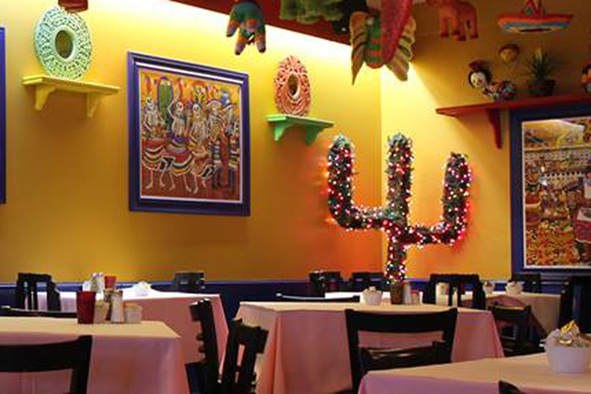Rafa's, home to Tex-Mex Leslie Brenner actually likes.