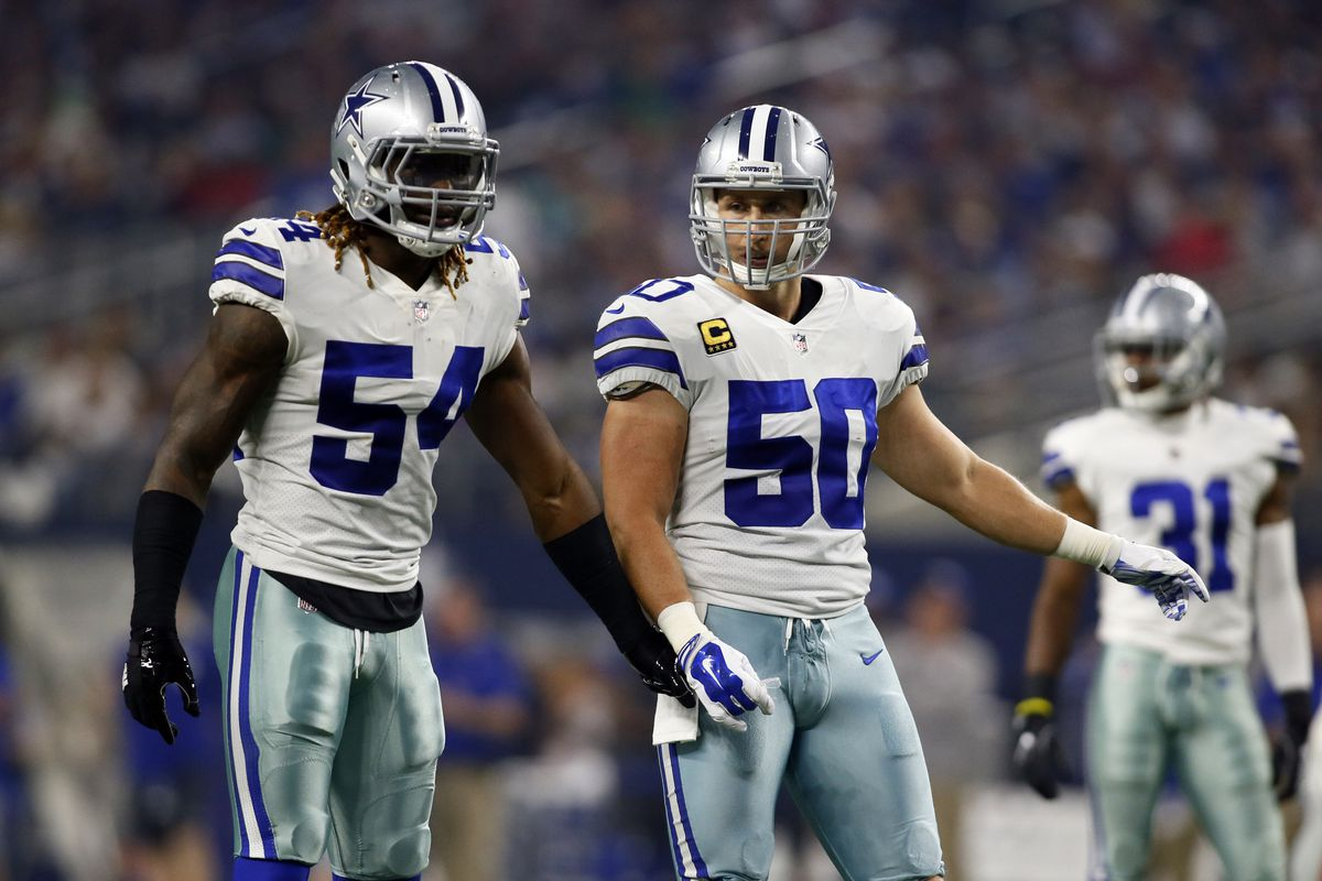 newest 7d258 d4d49 Three Cowboys who will make their first Pro Bowl in 2018 ...