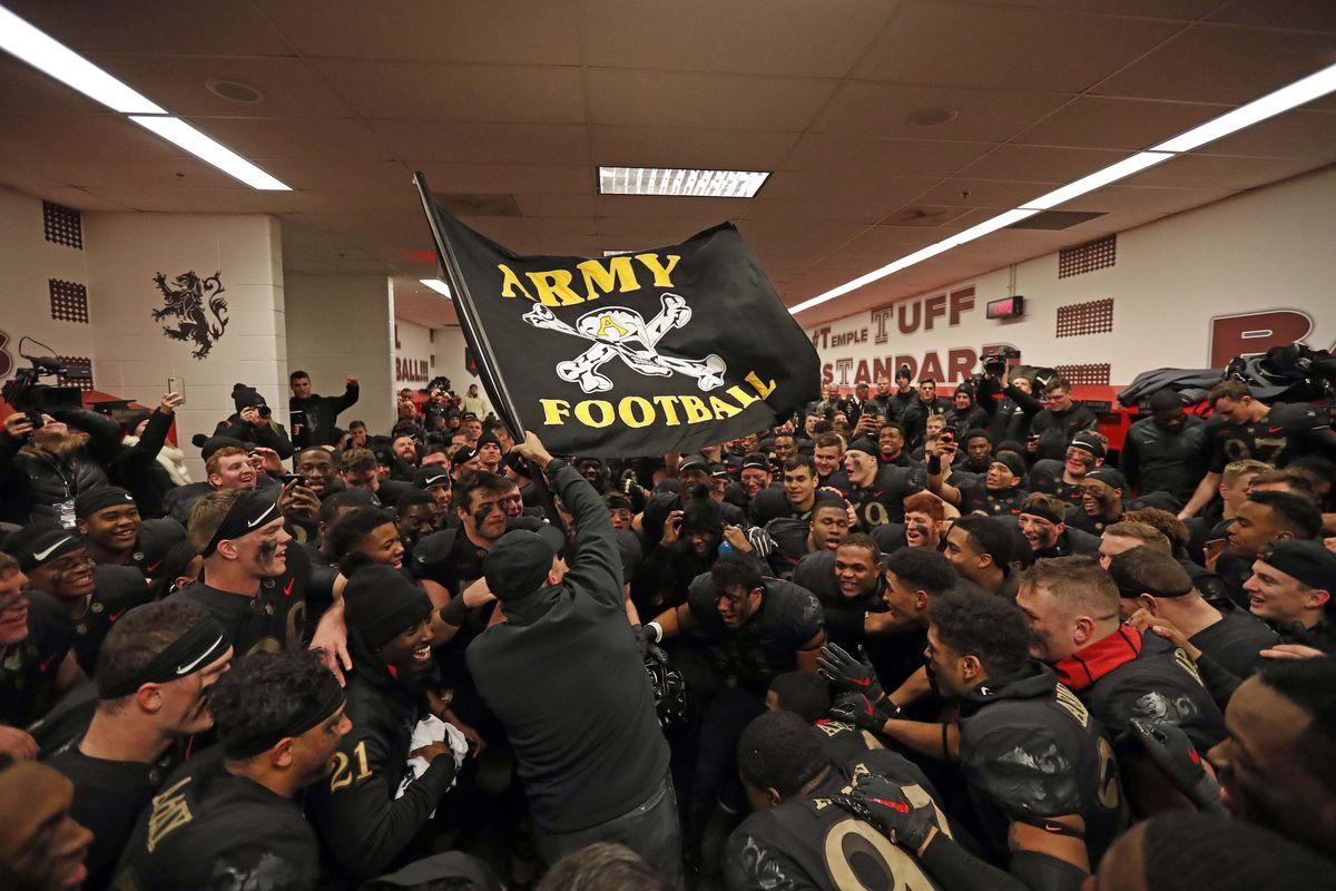 Army Football 2018 Season Recap  One For the History Books - Against ... ef9394095