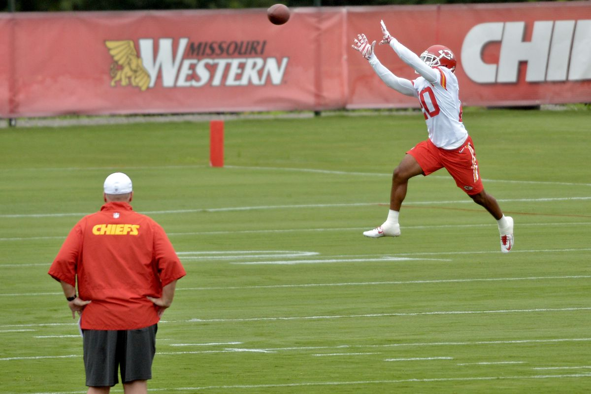 Denny Medley Usa Today Sports We Have A Depth Chart The Kansas City Chiefs