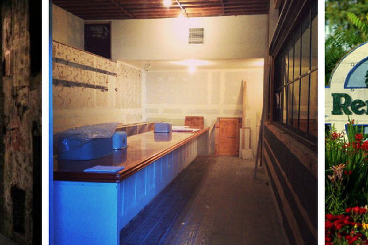 Greenwood Alibi Room Now Open; Barnacle Bar\'s Bar - Eater Seattle