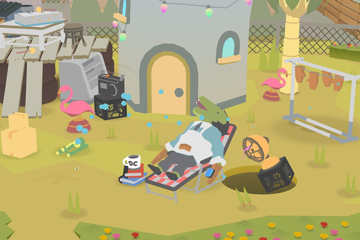 Donut County lookalike is number one on the App Store - Polygon