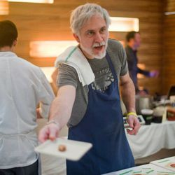 Chef Steven Brown of Tilia