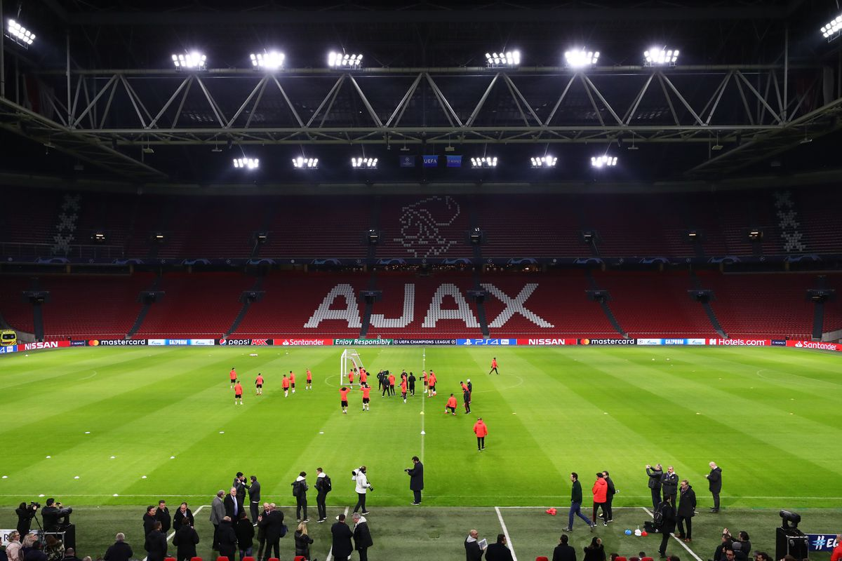 Ajax Vs Real Madrid 2019 Live Stream Time Tv Channels And How