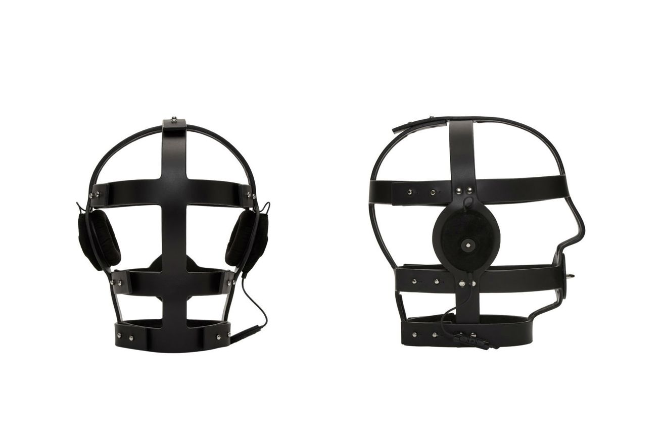 arca designed a 6 450 pair of leather bdsm headphones