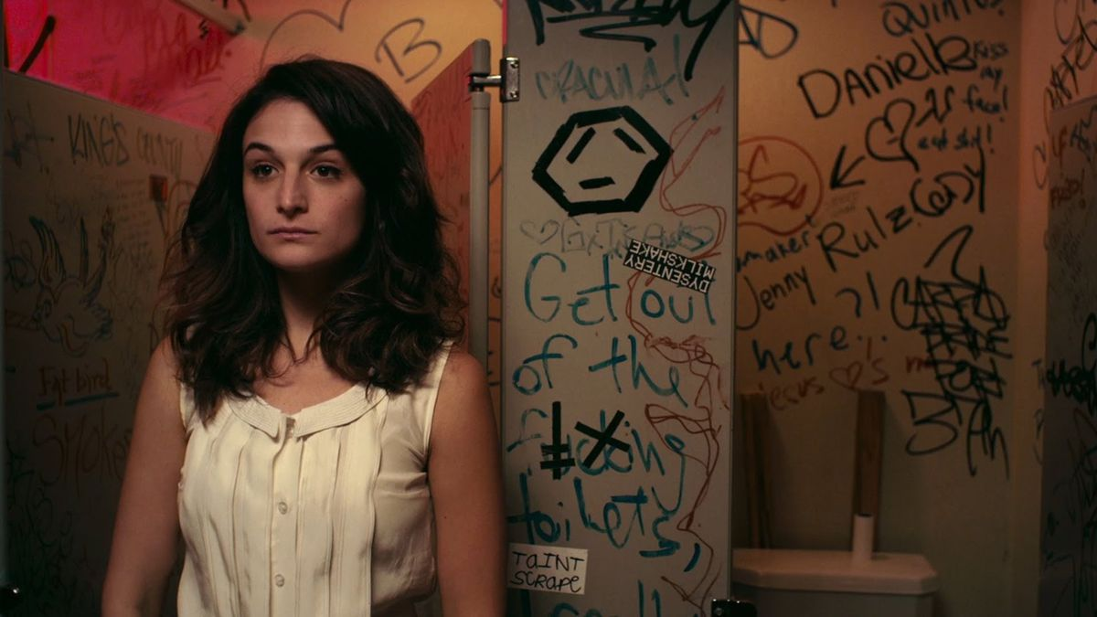 Jenny Slate in Obvious Child.