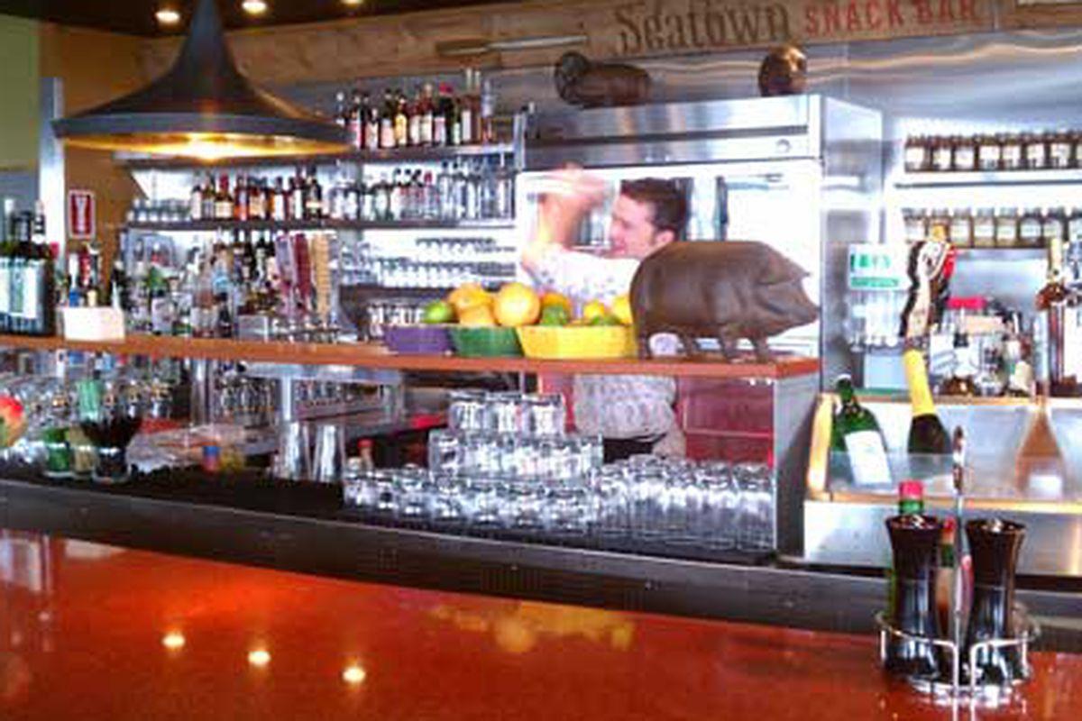 Seatown Snack Bar