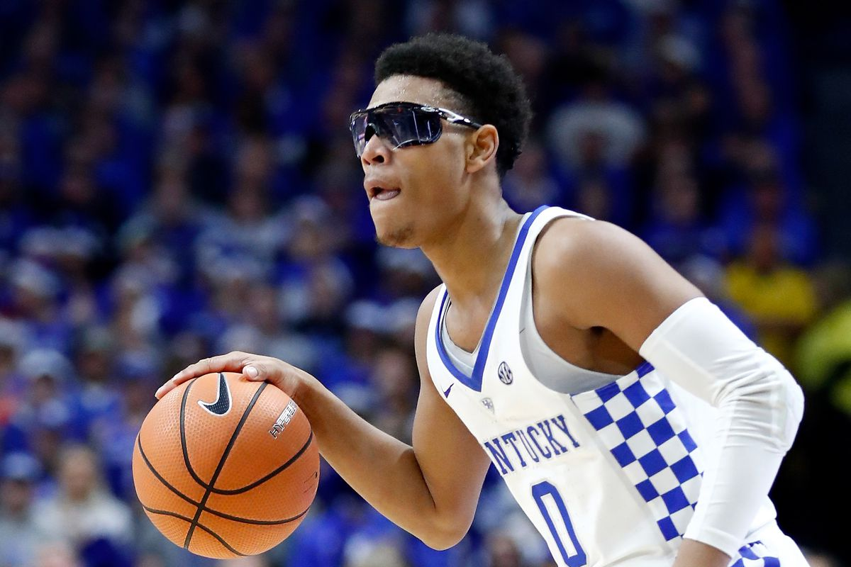 College Basketball: John Calipari says Kentucky Wildcats will practice with same glasses as ...