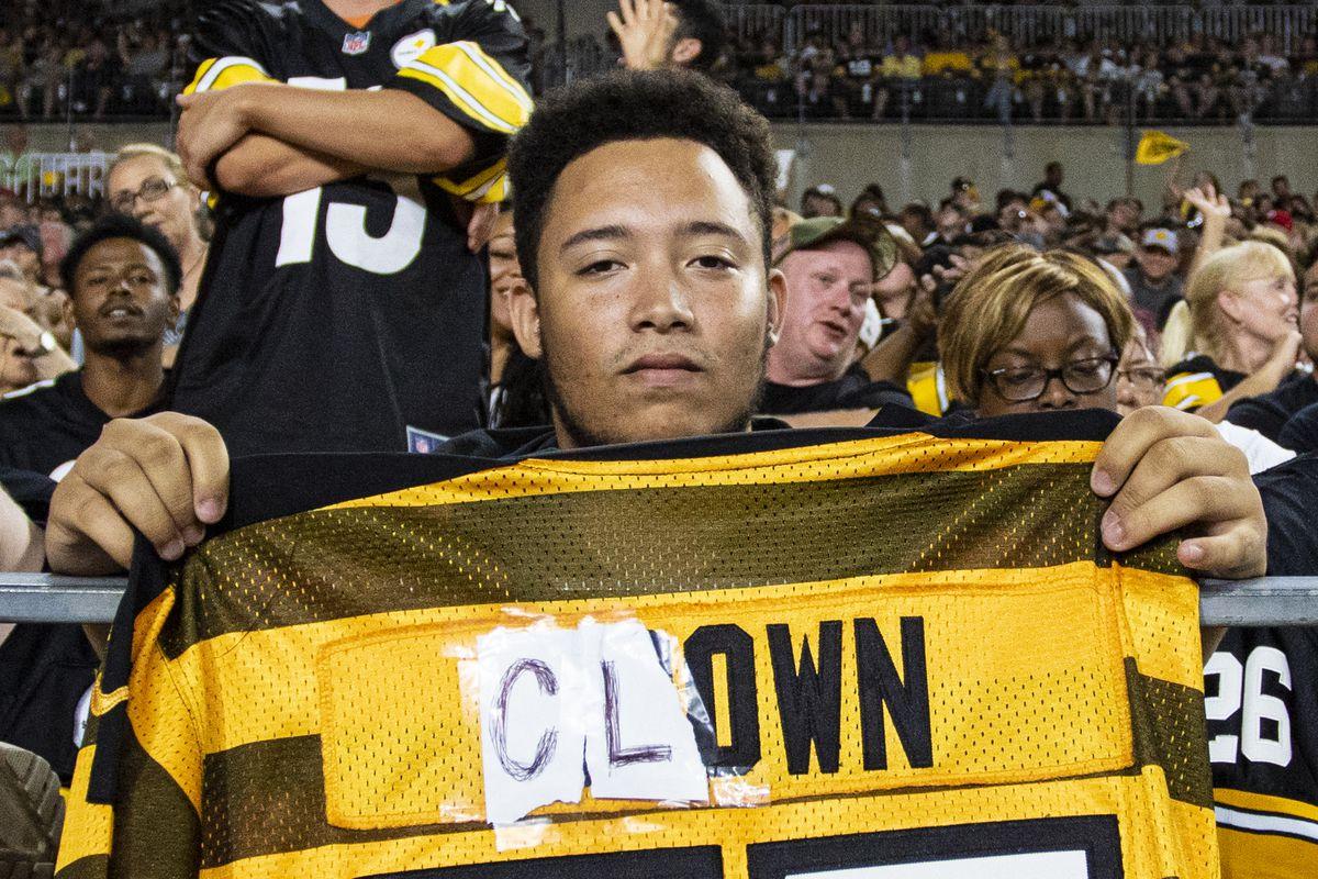 NFL: AUG 17 Preseason - Chiefs at Steelers